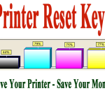 Printer Reset Keys Model Support