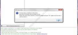 Fix Epson WP-4533 Incompatible Ink Cartridges Error