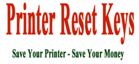 Reset L1110 waste ink pad counter