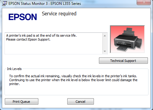 Epson Reset Keys | Printer Reset Keys
