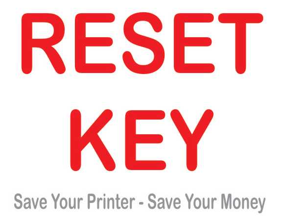 Printer Reset Keys
